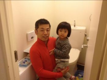 和光市 N様邸 トイレ・玄関リフォーム事例