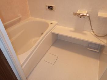 新座市 O様邸 浴室リフォーム