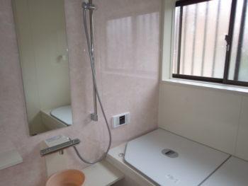 上尾市 Y様邸 浴室リフォーム