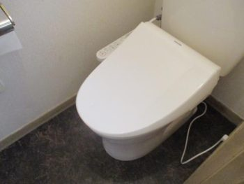 新座市 S様邸 トイレ 洗面 キッチンリフォーム事例