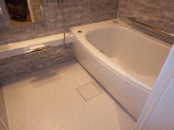 朝霞市 T様邸 浴室、洗面化粧台リフォーム事例