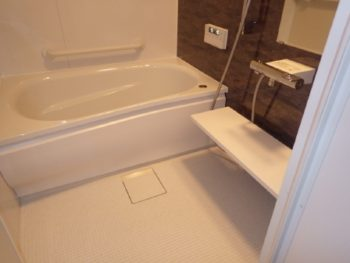 新座市片山 O様邸 浴室・洗面化粧台リフォーム事例