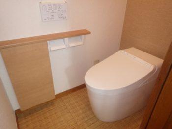 朝霞市 W様邸 洗面化粧台・トイレ、畳貼り替えリフォーム事例