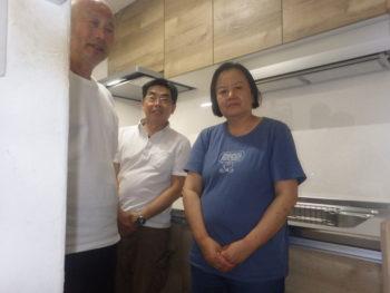 朝霞市 A様邸 キッチン・浴室・トイレリフォーム事例