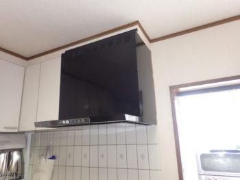 朝霞市 H様邸 トイレ・レンジフード交換リフォーム事例