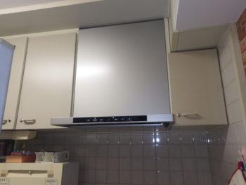 新座市 M様邸 マンションユニットバス・トイレ・レンジフード・内装リフォーム事例