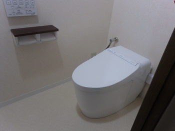 朝霞市 N様邸 水まわり一式リフォーム事例